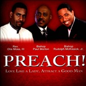 Various Artists: Preach!: Love Like a Lady, Attract a Good Man