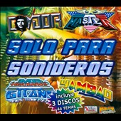 Various Artists: Solo Para Sonideros, Vol. 1 [Box]