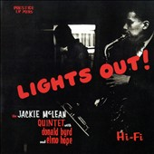 Jackie McLean Quintet/Jackie McLean: Lights Out! [Slipcase]