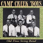 Camp Creek Boys: Old-Time String Band: Traditional Dance Tunes