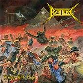 Battery: Armed With Rage [Digipak]