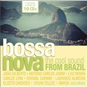 Various Artists: Bossa Nova: The Cool Sound from Brazil