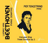 Beethoven: Piano Sonatas Vol. 1 - Three Sonatas Op. 2