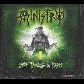 Ministry: Last Tangle in Paris: Live 2012 *