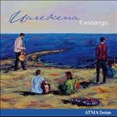 Fandango: Uarekena - Guitar Music of Bodganovic, Brouwer, Assad, Grieg, Roux & Kindle
