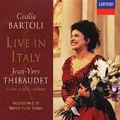 Cecilia Bartoli - Live in Italy / Thibaudet, et al
