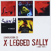 X-Legged Sally: Compilation 1988-1997