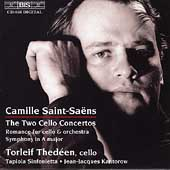 Saint-Saëns: The 2 Cello Concertos, etc / Thedéen, Kantorow
