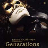 Generations - Blow, Purcell, et al / Rasmus and Carl Hogset