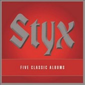 Styx: Five Classic Albums [Slipcase]