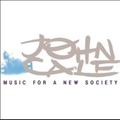 John Cale: Music for a New Society/M:FANS