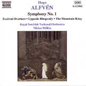 Alfvén: Symphony no 1, etc / Scottish National Orchestra