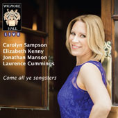 Carolyn Sampson Sings Purcell, Corbetta, Draghi, Simpson, more
