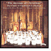 The Message of Christmas / Wright, Layton, Southwark Choir