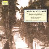 Vaughan Williams - Symphonies no 4 & 5, etc / Barbirolli