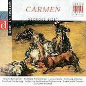 Bizet: Carmen (German) - Highlights / Patan&#233;, et al