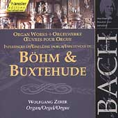 Edition Bachakademie Vol 88 - Influences of Böhm & Buxtehude