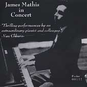 James Mathis in Concert