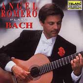 Classics - Angel Romero plays Bach