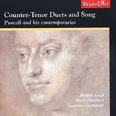 Counter-Tenor Duets and Songs - Purcell and Contemporaries