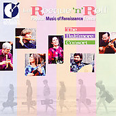 La Rocque'n'Roll - Popular Music of Renaissance France
