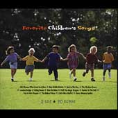 Various Artists: Favorite Children's Songs [Sony 3 Pak] [Box]