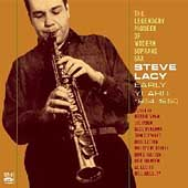 Steve Lacy: Early Years 1954-1956