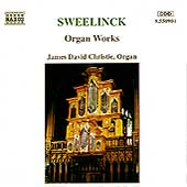 Sweelinck: Organ Works / James David Christie