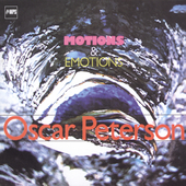 Oscar Peterson: Motions & Emotions