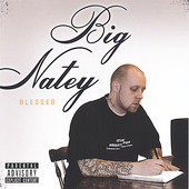 Nate James: Big Natey-Blessed