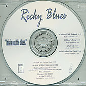 Ricky Blues: This Is Not the Blues *