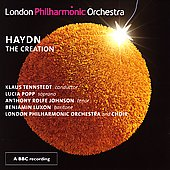 Haydn: The Creation / Popp, Luxon, Tennstedt, London PO