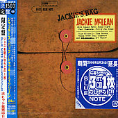 Jackie McLean: Jackie's Bag [Limited] [Remaster]