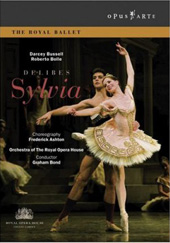 Delibes: Sylvia / Graham Bond / The Royal Ballet Dancers and Orchestra [DVD]