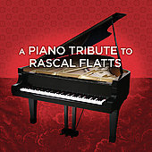 Various Artists: A Piano Tribute to Rascal Flatts