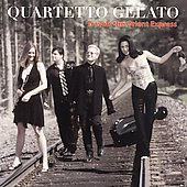 Quartetto Gelato Travels the Orient Express