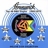 Various Artists: Brunswick Top 40 R&B Singles 1966-1975