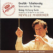 Dvorak: Serenades For Strings/Tchaikovsky: Serenades For Strings