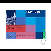 The Music of Max Reger / Willem Tanke