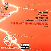 Super Artists on Super Audio Vol 4