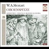 Mozart: Oboenspitze / Alexei Utkin, Maria Chepurina, Hermitage Chamber Orchestra