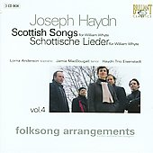 Haydn: Folk Song Arrangements Vol 4 - Scottish Songs / Anderson, MacDougal, et al