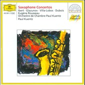 Saxophone Concertos