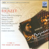 Vivalid: Bajazet [Includes DVD]