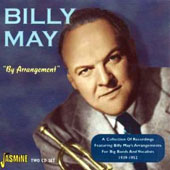 Billy May: By Arrangement
