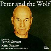 Prokofiev: Peter and the Wolf / Kent Nagano, Patrick Stewart