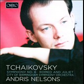 Tchaikovsky: Symphony No. 6; Romeo & Juliet