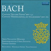J.S. Bach: Cantatas BWV131 and 182 / Gropper