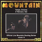 Mountain: Official Bootleg Series, Vol. 16: Live in Tempe Arizona 1982