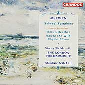 McEwen: 'Solway' Symphony, etc / Welsh, Mitchell, London SO
